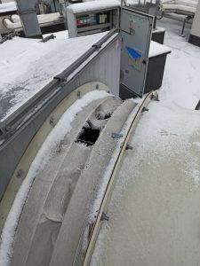 Zabezpieczenie ogniochronne konstrukcji stalowych